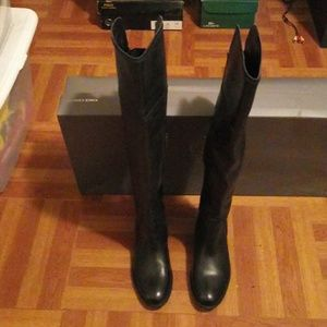 Vince Camuto Baldwin OTK Leather Boot
